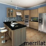 Merrilat kitchens