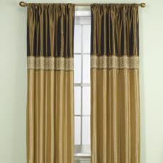Antique Gold Addison Window Panel