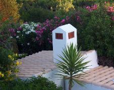 Garden in Vilamoura