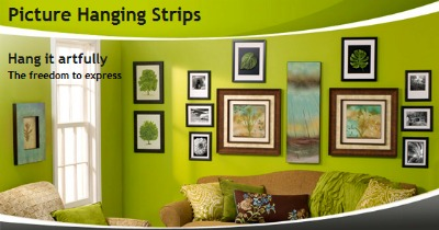Hanging Pictures Without Damaging The Wall