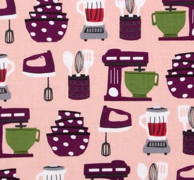Table Talk Kitchen Appliances Retro by Fabric.com