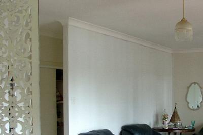 Wall Needing A Colour Fix