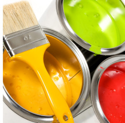 Bright Paint Colors