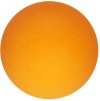 black and beige sofa, orange accent