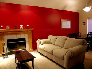 Painting Accent Walls