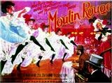 Moulin Rouge bedroom