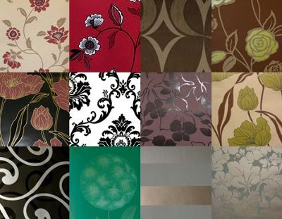 Wallpaper Samples Wall Decor