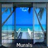 Murals & Trompe L'oeil