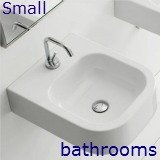 Small bathrooms