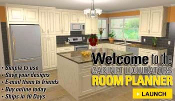 Cabinet Liquidators  Free 3D Virtual Kitchen Planner