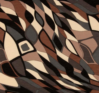 Brown and Grey Fabric