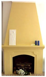 Feature Chimney Breast