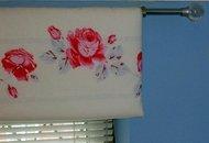 Cath Kidston fabric padded pelmet