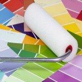 Paint color charts