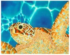 Sparkling Caribbean by Daniel Jean Baptiste