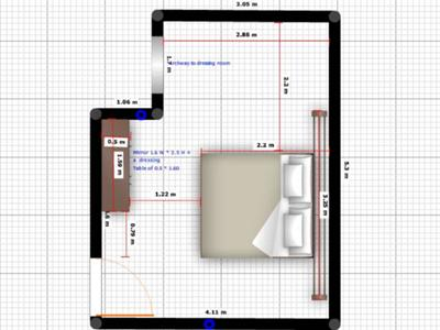 Bedroom Layout